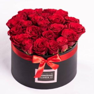 Gorgeous Rose Box