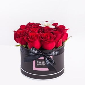Gorgeous Rose Box with a twist